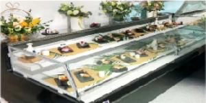 SN Double Shelves Counter