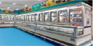 Advanza Combi-freezer